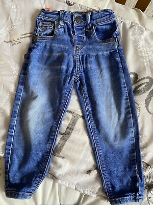 BABY BOYS BLUE JEANS FROM MATALAN AGE 18-24 Months