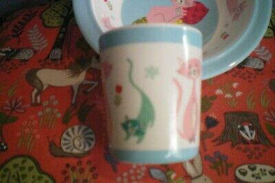 Cat's Life Melamine Beaker/Cup ...New.fab For Picnics,Camping ,Garden Etc