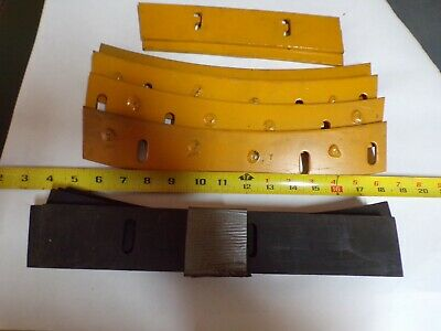 Mortar Mixer Replacement scrappers and blades