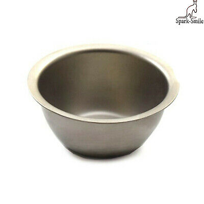 Surgical Implant Stainless Steel Small Mixing Bowl Dental Plaster Alginate Mix