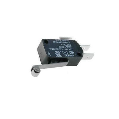 V15H22-CZ100A06 Microswitch SNAP ACTION with lever (with roller) SPDT Pos: 2 HON
