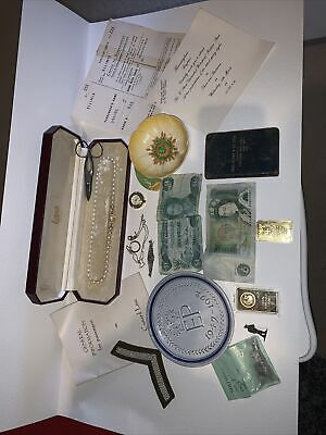 house clearance job lot Mixed Items Vintage