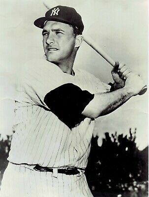 New York Yankees d. 2009 Signed Autographed Glossy 8x10 Photo Johnny Blanchard