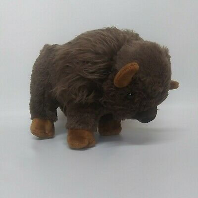 St. Lubre Indian School Buffalo Collectable Plush MK4