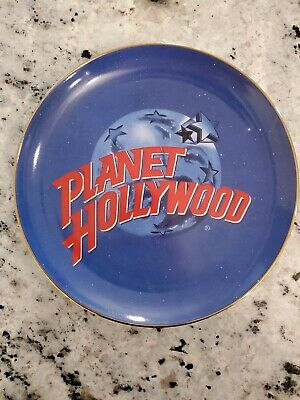 Planet Hollywood Plate
