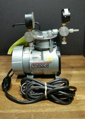 Gast ROC-R Vacuum Pump Model ROA-P131-AA