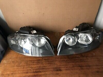 Audi A3 8P 2003--2008 Right & Left Headlights