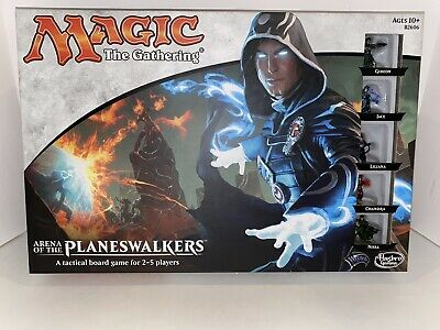 Magic The Gathering Arena of the Planeswalkers~A tactical board game 2-5 players