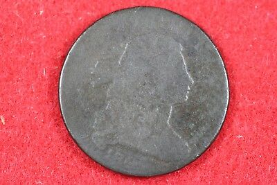 1800/1798 - Draped Bust Large Cent,1st Hairstyle!!  #H14088