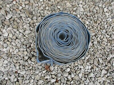 """12M Of 2"""" Lay Flat Water Discharge Hose 51Mm"""