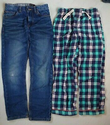 Age 9-10 Years Boys Bundle Next Jean's & BHS casual trousers