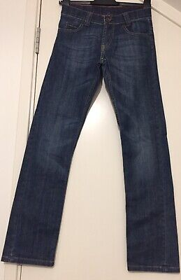 Levi's Boys Blue Jeans Red Tab Size 12 Years