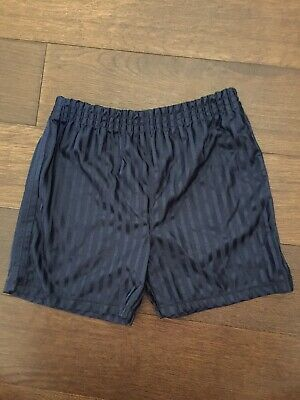 Boys Lily Dan Blue School PE Shorts Age. 10-11yrs Height 140-146cm