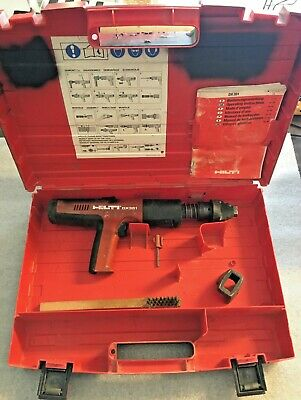 Hilti DX 351 Fully Automatic Powder Actuated Tool With Case