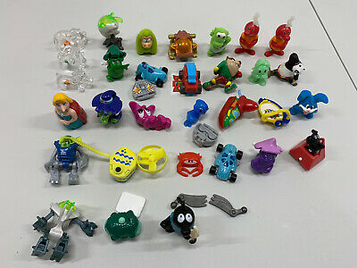 Collection Of Kinder Surpise Toys
