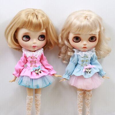 Fashion Doll Clothes Skirt Outfits for 12'' Neo Takara Blythe Doll Accessory