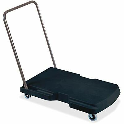 Rubbermaid Commercial Products Triple Trolley Folding Handle Dolly/Cart/Platf...