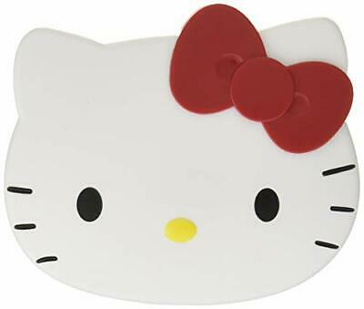 Hello Kitty Face Form Mirror & Comb (Japan Import) by Sanrio