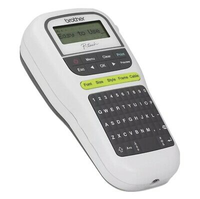 Brother PT-H110 Easy Portable Label Maker PTH110