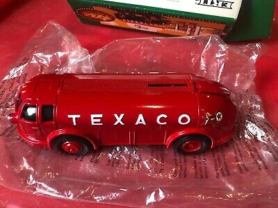 "1934 Diamond T Tanker ""Doodle Bug"" BANK W/KEY FROM TEXACO 1994"