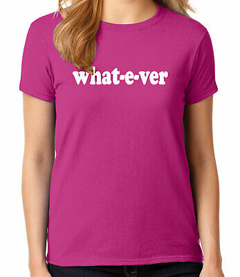 1827C Sarcastic Whatever Men/'s Long Sleeve T-shirt Funny Psycho Sassy Quote