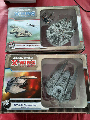STAR WARS X-WING MINIATURES RESISTANCE CONVERSION KIT BRAND NEW **CLEARANCE**