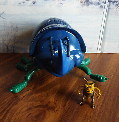 RARE Bug Circus Play set Polly Pocket Style, but Bigger It/'s a Bug/'s Life New in Box.