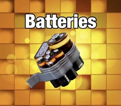 How To Get Batteries In Fortnite Save The World Fortnite Save The World Weapons Crafting Materials Anything Xbox Pc Ps4 1 65 Picclick