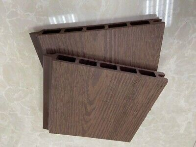 Wild brown  sample COMPOSITE FENCE BOARDS