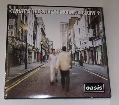 (Whats the Story) Morning Glory by Oasis (Record, 2014) 2LP