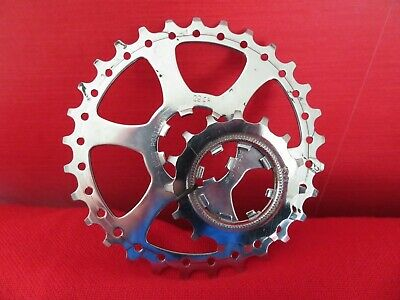 JAPON 80/'s SUGINO COURONNE ADAPTABLE DRILLEE 52 DENTS  BCD 144mm CAMPAGNOLO