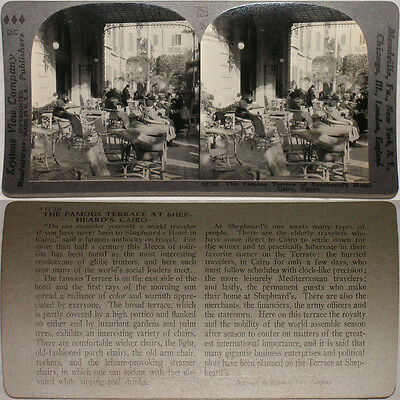 Keystone Stereoview Ford Rubber Plantation Brazil From 600//1200 Card Set #146