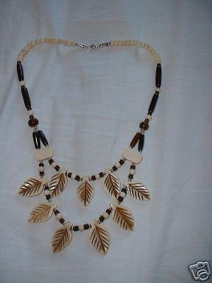 Absolutely Stunning Handmade African Necklace