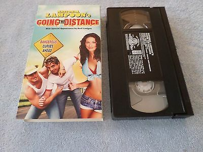 GOING THE DISTANCE, VHS, NATIONAL LAMPOONS