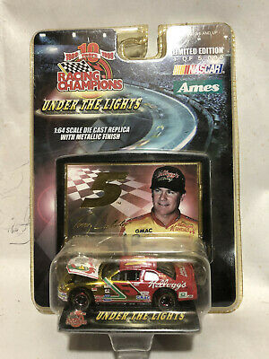 Under the Lights #5 Terry Labonte Kelloggs Nascar 1:64 Racing Champions 95081
