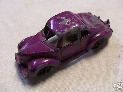 TootsieToy  39 Ford Coupe--Die-cast--3""