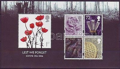 Great Britain stamp 2006 War History WS21895