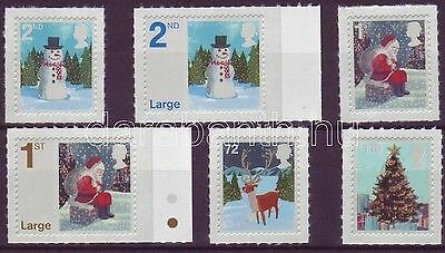 Great Britain stamp 2006 Christmas block WS21898