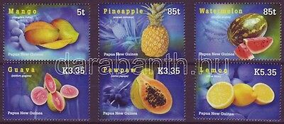 Papua New Guinea stamp 2007 Tropical Fruits WS26410