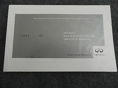 2003 infiniti i35 owners manual by infiniti 49 99 picclick rh picclick com Interior 2003 Infiniti I-35 2003 infiniti i35 owners manual for sale