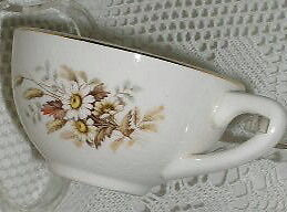 Glamour by American Limoges Sundale coffee tea cup cups