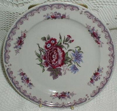 Colonial Rose 19th Century English Reproduction Salad