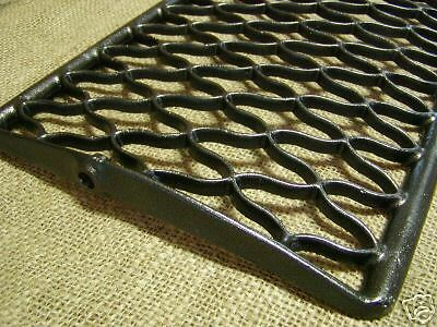 Vintage 1800s Cast Iron Register Grate Antique Grates ^