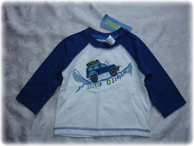 Boys GYMBOREE HIGH ALTITUDE Shirt/Top Sz 6-12 Mos NWT