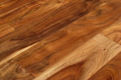 Acacia Walnut Handscraped Hardwood Wood Flooring Floor Sample