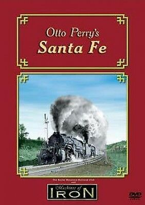Otto Perrys Santa Fe on DVD by Machines of Iron