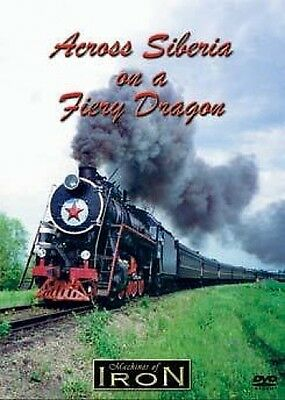 Across Siberia on a Fiery Dragon DVD Machines of Iron