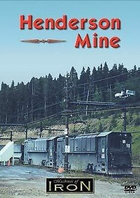 Henderson Mine on DVD by Machines of Iron