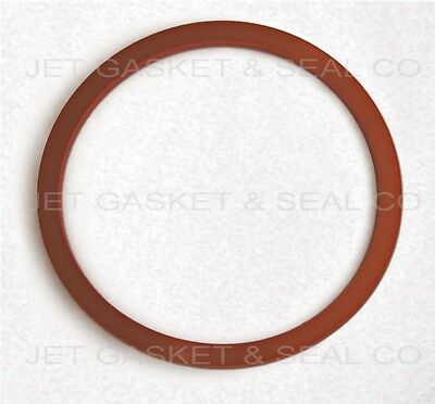 Jet Gasket Brand Door Seal Gasket Replacement for Tuttnauer 1730 Valueklave
