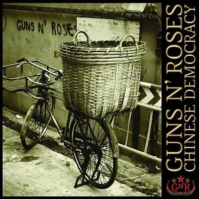 Cd*Guns N' Roses**Chinese Democracy***Nagelneu & Ovp!!!